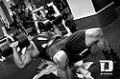 Dymatize Athletes: Andy Haman Dumbbell Bench
