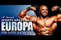 Europa Super Show 2007