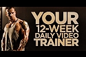 Your 12-Week Daily Video Trainer