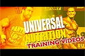"Universal Nutrition Training - Training With ""Wrath"""