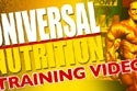 "Universal Nutrition Training - Leg Training w/ ""The House"""
