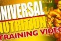Universal Nutrition Training - Alex Fedorov's Leg Training
